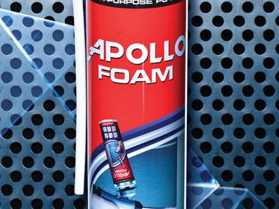 Ứng dụng Keo Apollo Foam