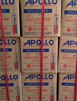Apollo Silicone Sealant A300